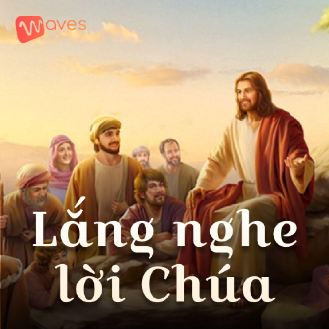 S1E2 - Bài giảng cười ra nước mắt của Cha Khảm - WAVES - Công giáo