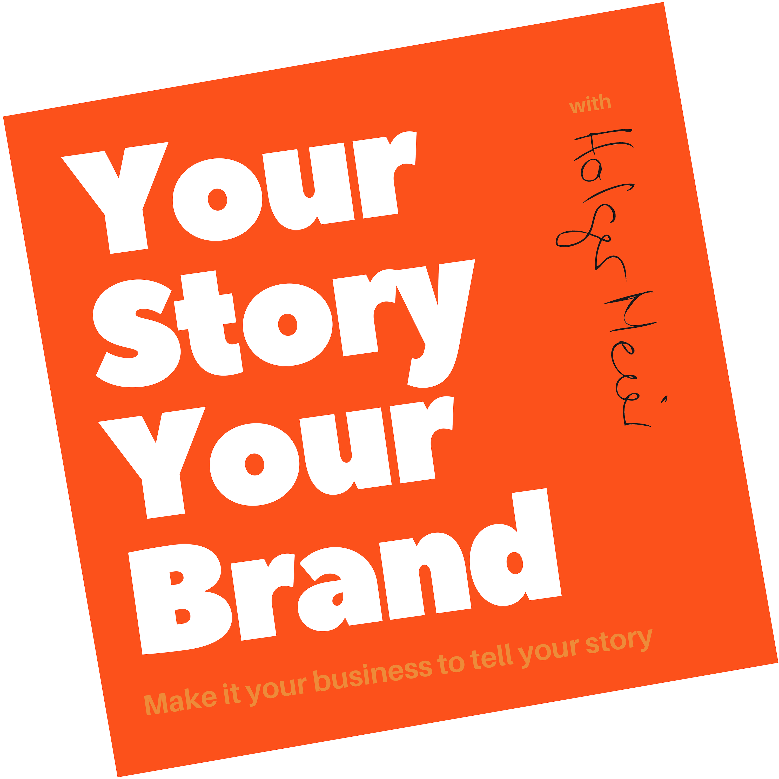 Your Story Your Brand with Holger Meier