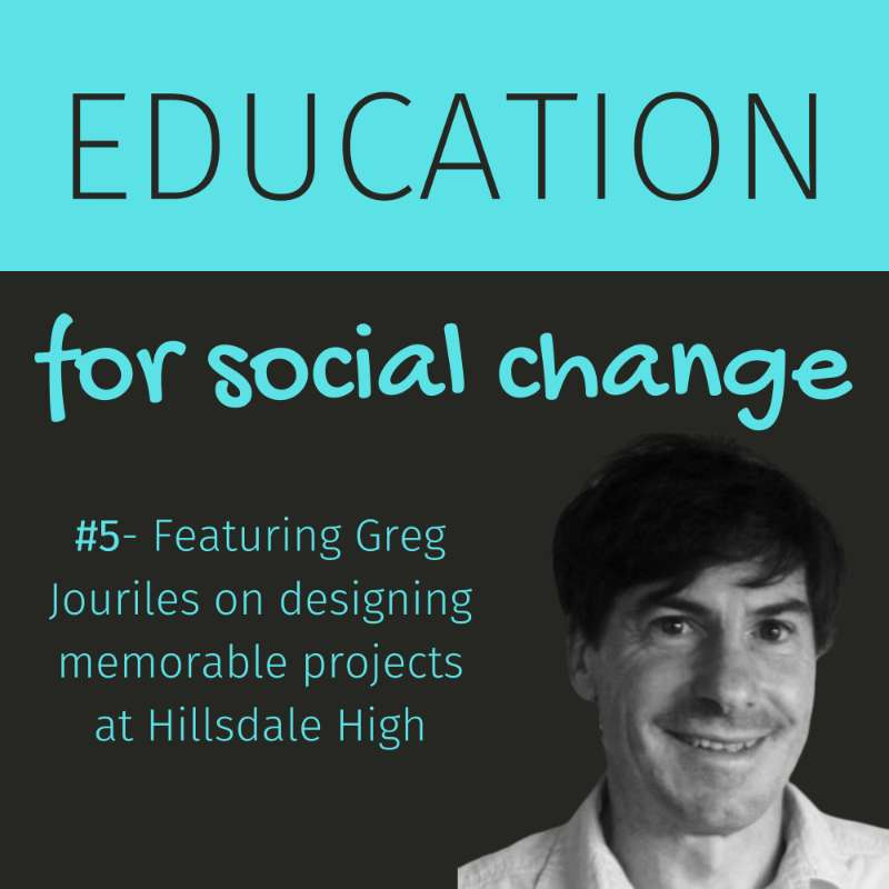 #5 Greg Jouriles on the Trial of Human Nature and other peak experiences for students