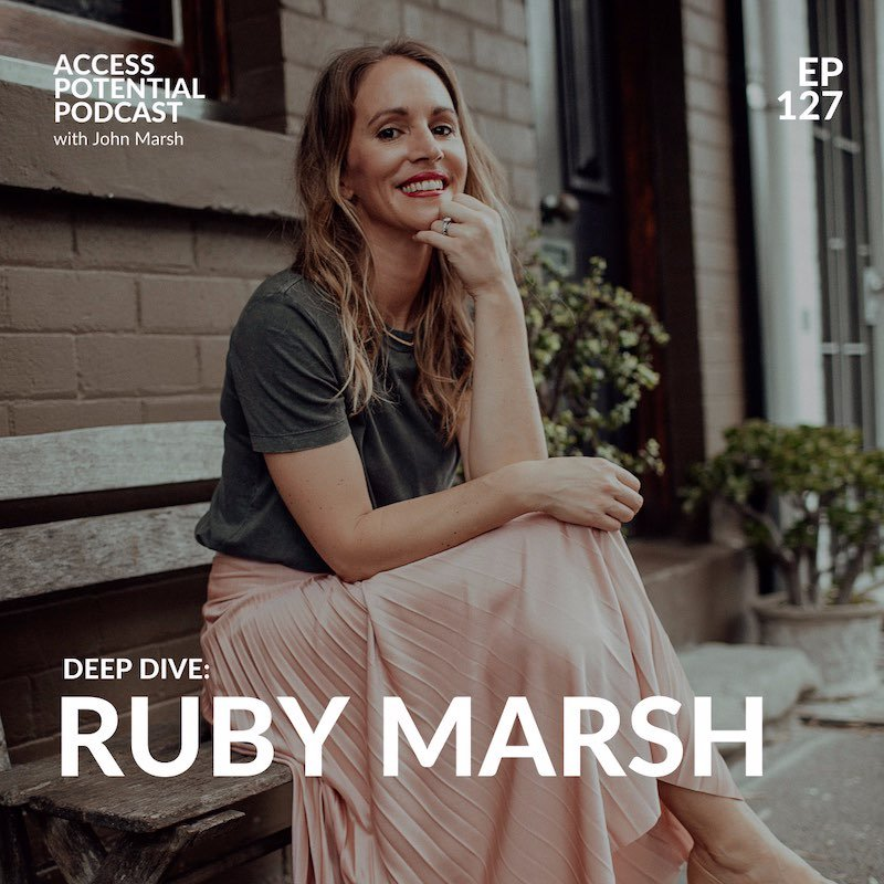 #127 Ruby Marsh: Is social media helping you grow your business?