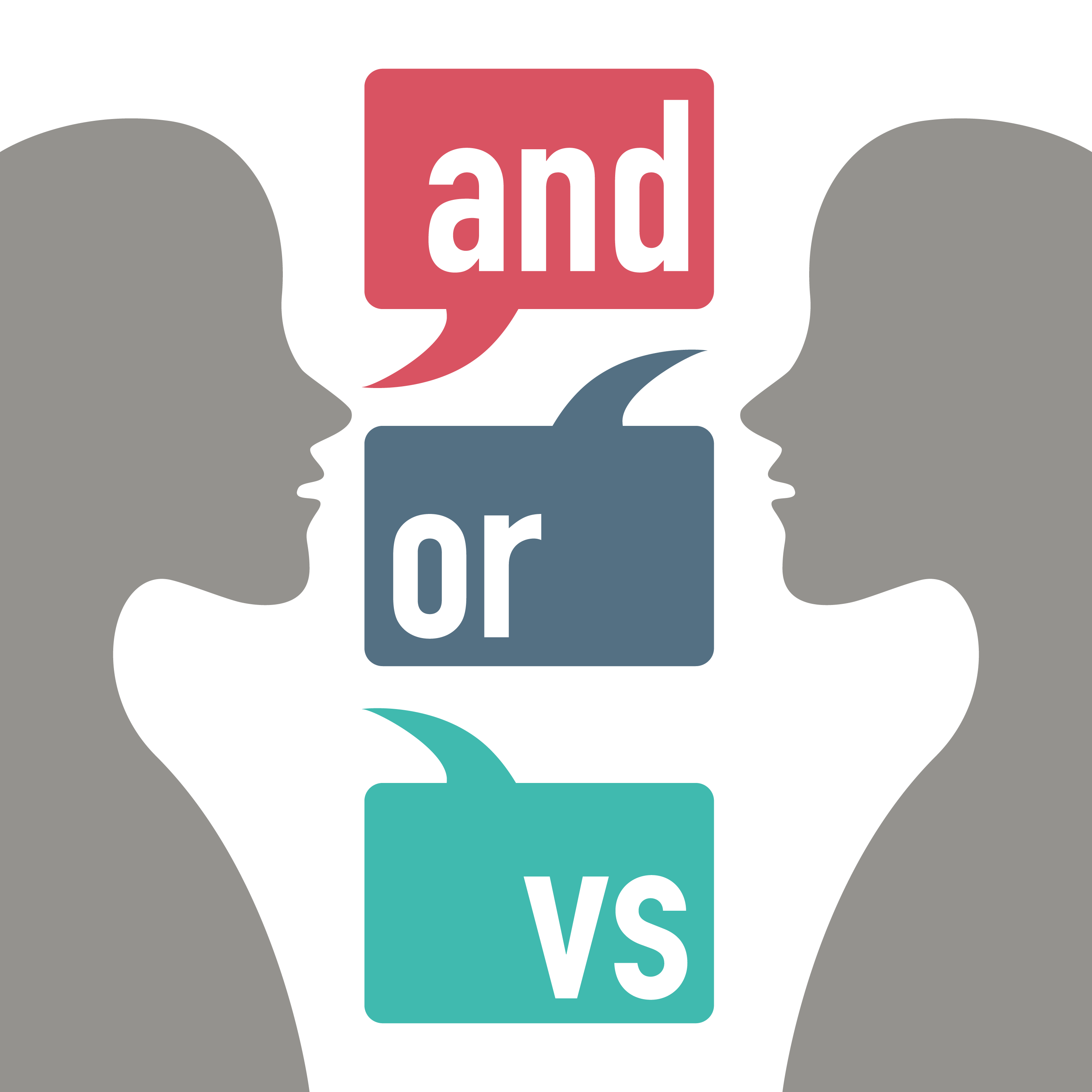 And/Or/Versus