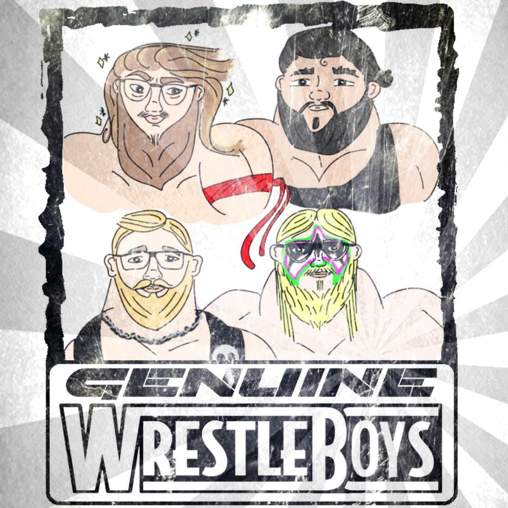 Genuine Wrestleboys